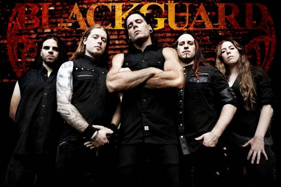 Blackguard announce statement regarding fourth album