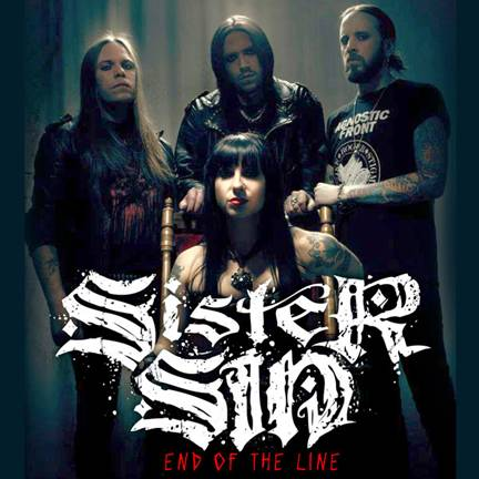 Sister Sin unveil new track
