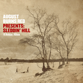 August Burns Red release new track from Christmas Album