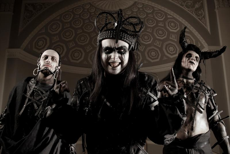 Cradle Of Filth to chat with fans on Twitter