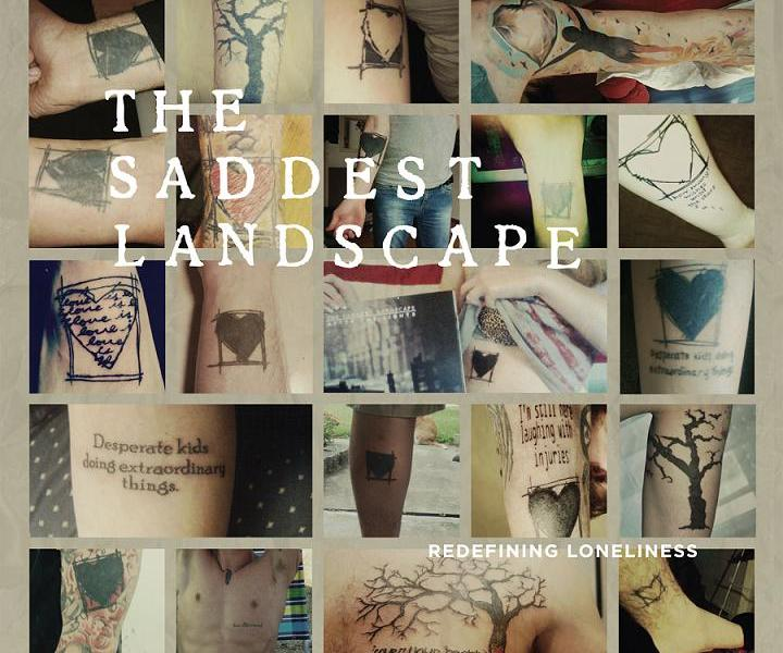 The Saddest Landscape to release 'Redefining Loneliness' on vinyl