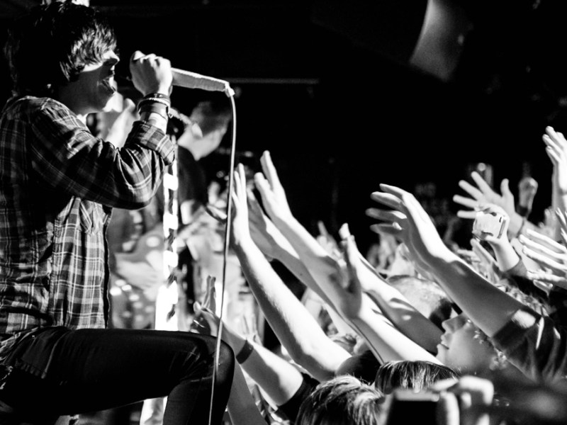 Sleeping With Sirens – CWTS Tour // 11/16/12