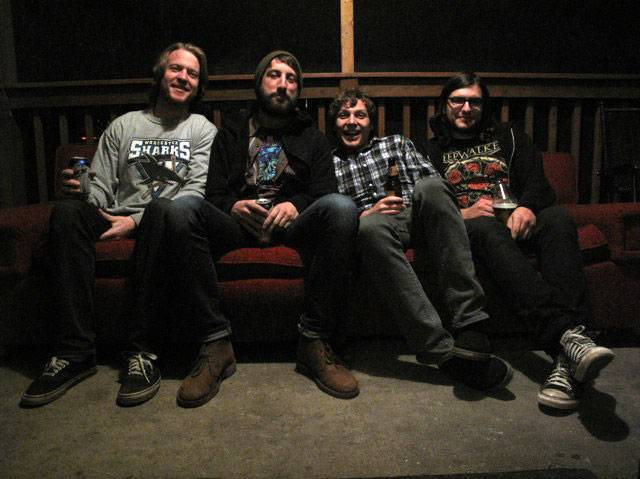 Foxfires to release new EP early 2013