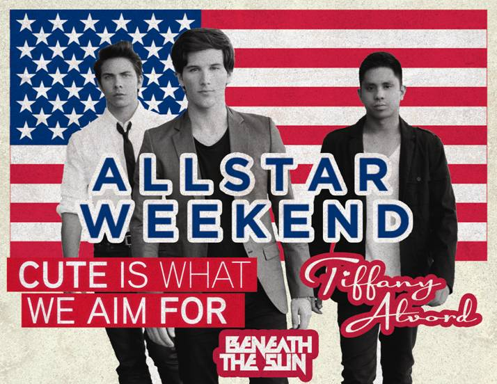 Allstar Weekend announce new tour dates