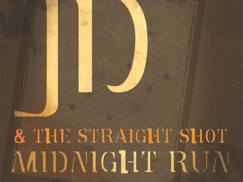 Album Review: JD & The Straight Shot 'Midnight Run'
