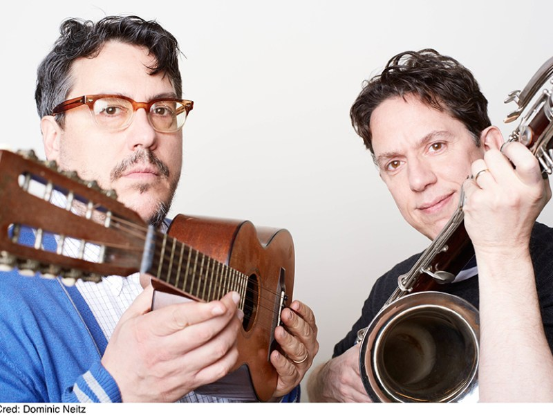 They Might Be Giants release new album 'Nanobots'