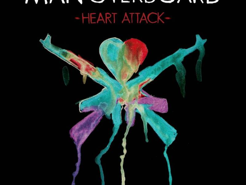 Man Overboard to release 'Heart Attack' on May 28th