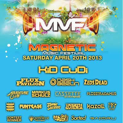 First Ever Magnetic Music Festival