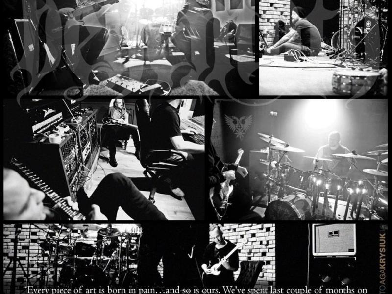 Behemoth posts studio update
