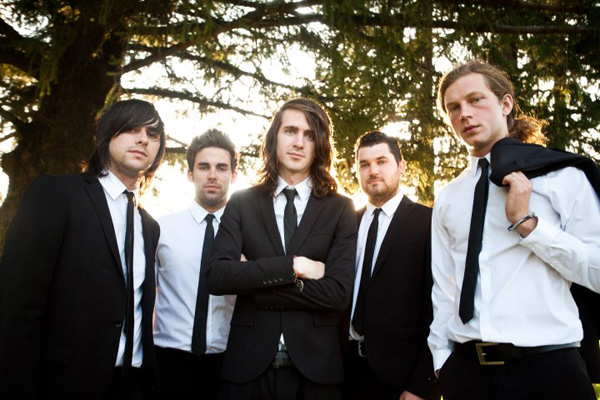 "Mayday Parade release ""Black Cat"" music video"