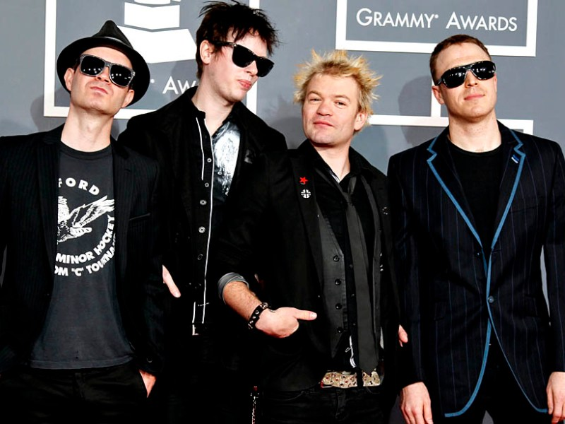 Sum 41 to release 'All Killer No Filler' on vinyl