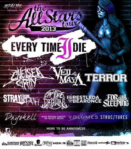2013 All Stars Tour Band Announcement