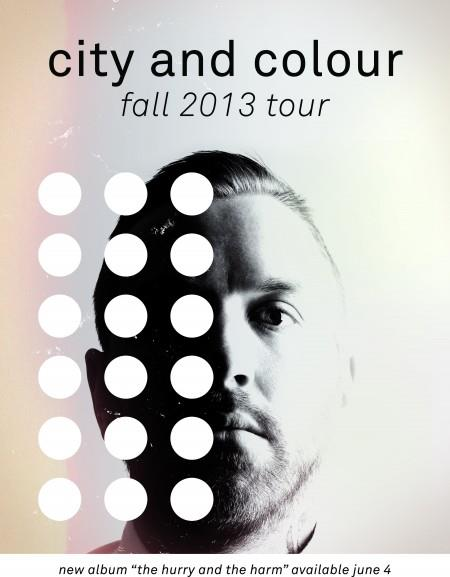 City & Colour New Fall Tour