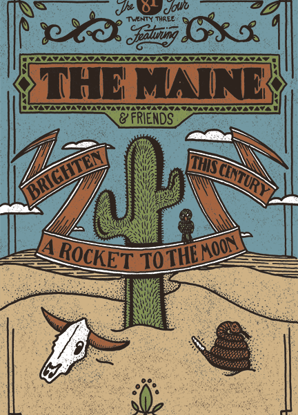 The Maine Announces New Headlining Tour