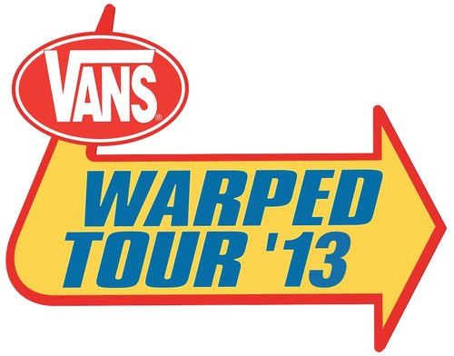 Warped Tour 2013 Compilation Tracklisting Announced