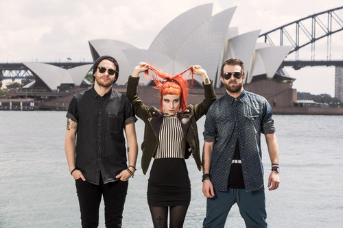 Paramore Release Studio Video Update