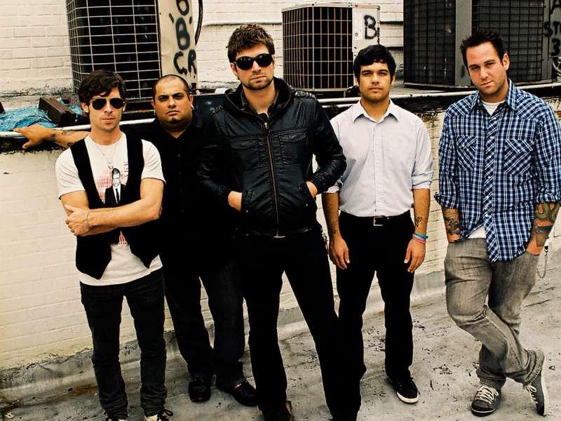 Taking Back Sunday Announce 2015 US Tour