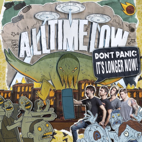 All Time Low Announce New Album + Release Music Video