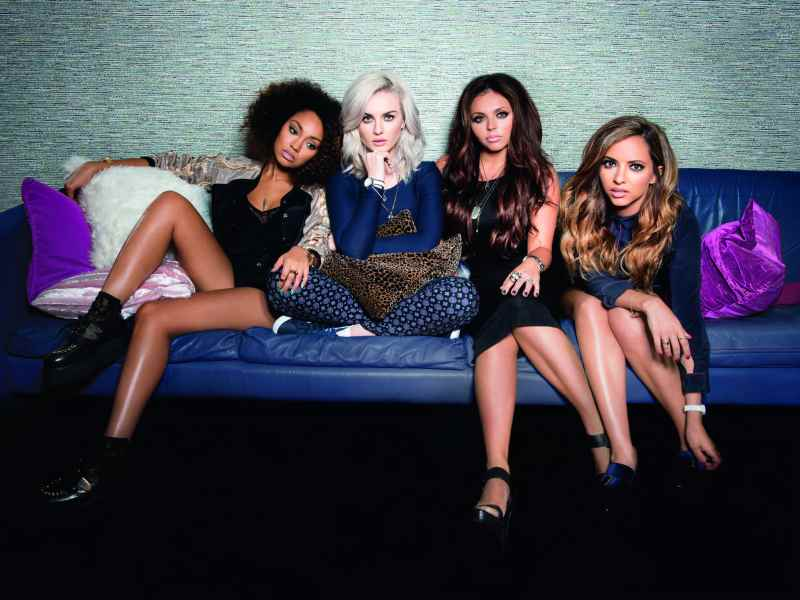 Little Mix Unveil Single Artwork