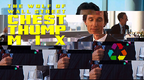 "Electic Method releases mix of ""The Wolf Of Wall Street Chest Thump Mix"""