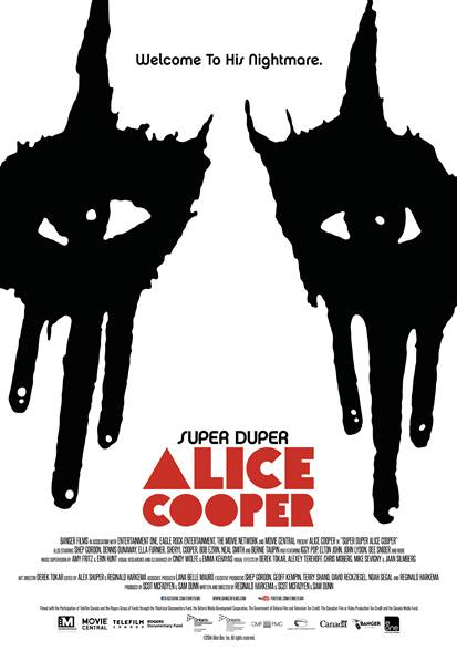 Super Duper Alice Cooper to premiere at TFF