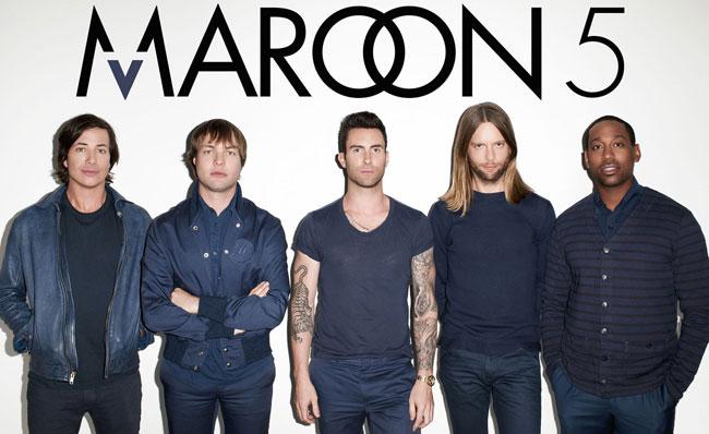 Maroon 5 Announce 2015 World Tour