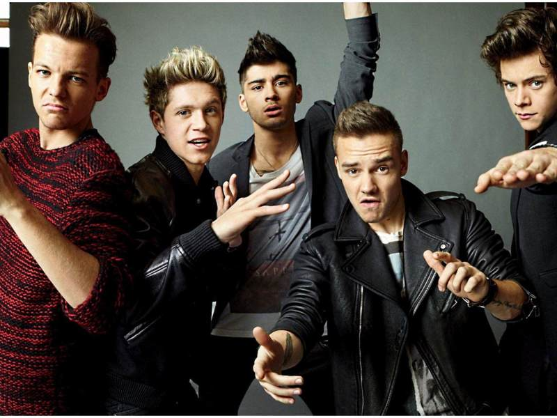 "One Direction Release ""Steal My Girl"" Music Video"