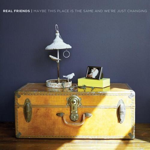 Real Friends Album Stream