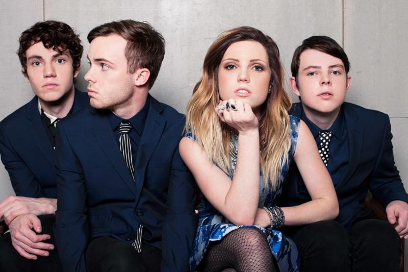 "Echosmith feaured on MTV's ""Artist To Watch"""