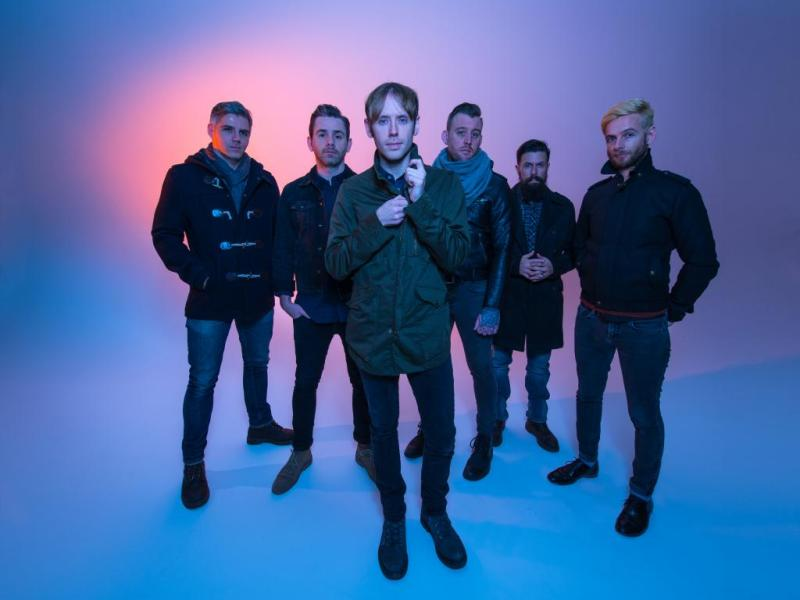 "Announcing No Devotion and their debut single ""Stay"" – formed by Geoff Rickly and former Lostprophets members"