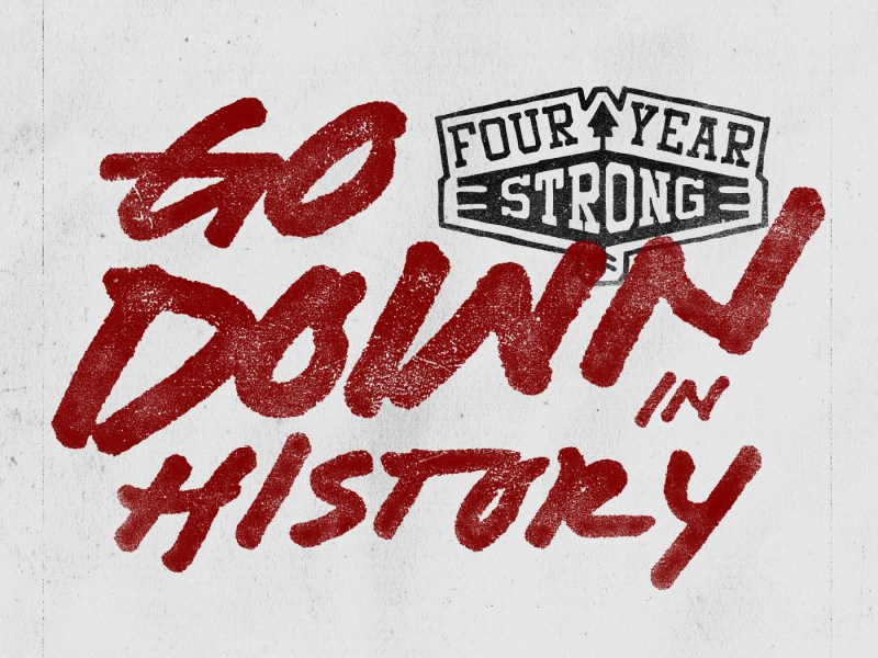 Album Review: Four Year Strong 'Go Down In History'