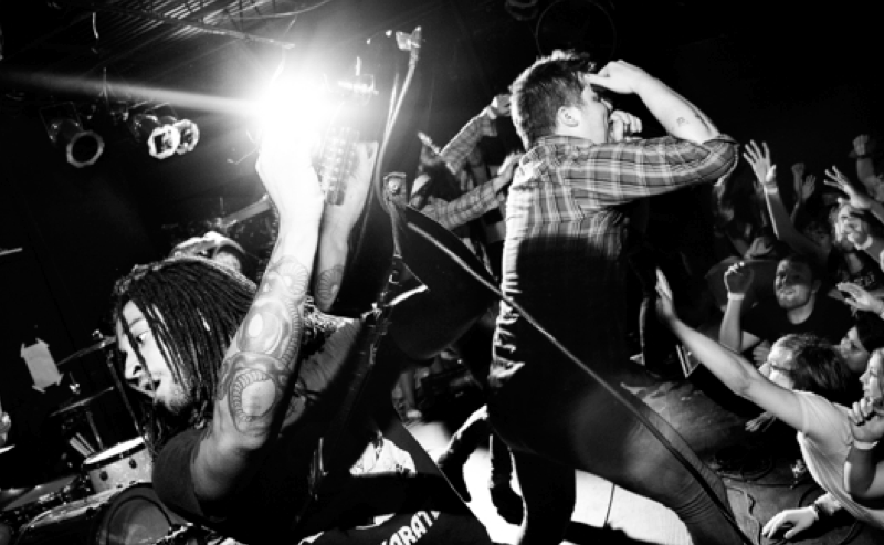 Interview with The Chariot