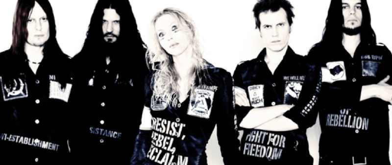 Interview with Arch Enemy