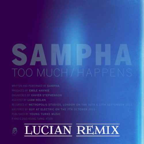 "Lucian releases remix of Sampha's ""Happens"""