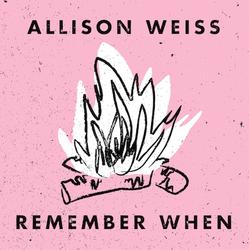 Allison Weiss releses new EP 'Remember When' today