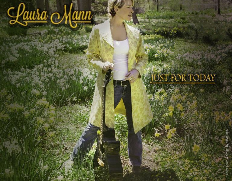 "Laura Mann releases single ""Just For Today"""