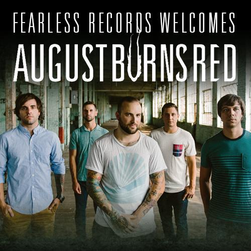 August Burns Red Sign To Fearless Records
