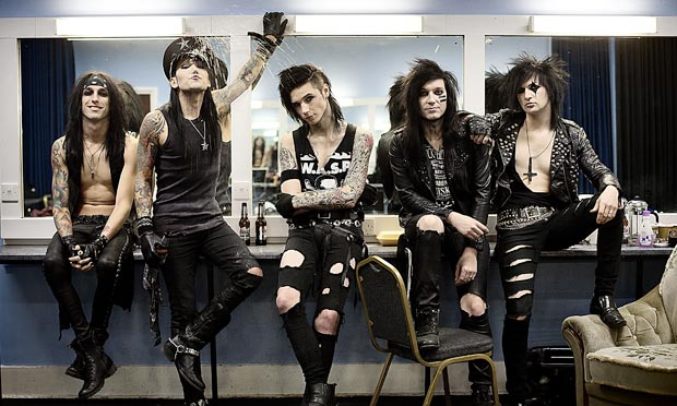 """Black Veil Brides release new song, """"The Outsider"""""""
