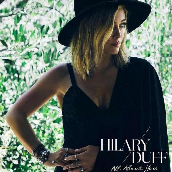Hilary Duff Releases New Song