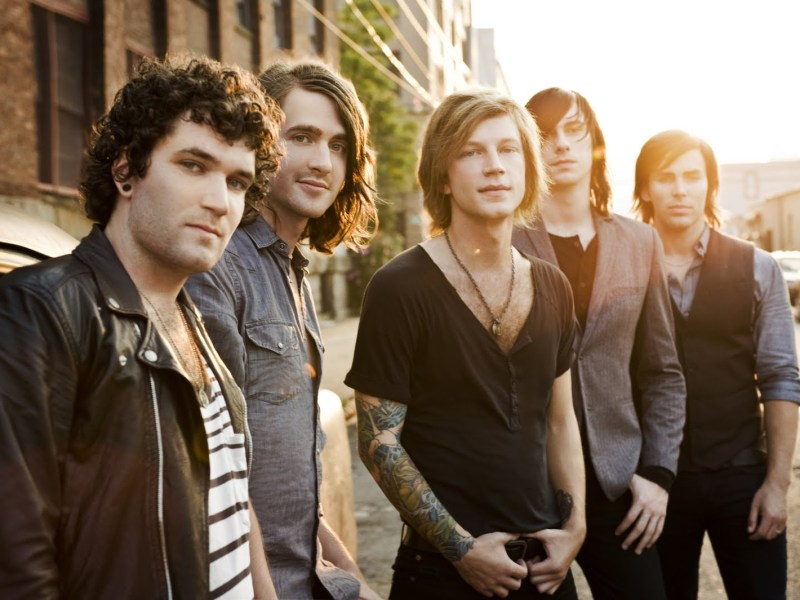 Mayday Parade Release New Song