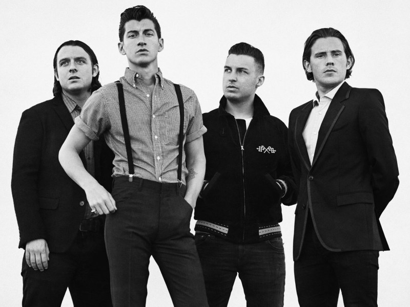Review: Arctic Monkeys' Seattle Show (8/11/14)