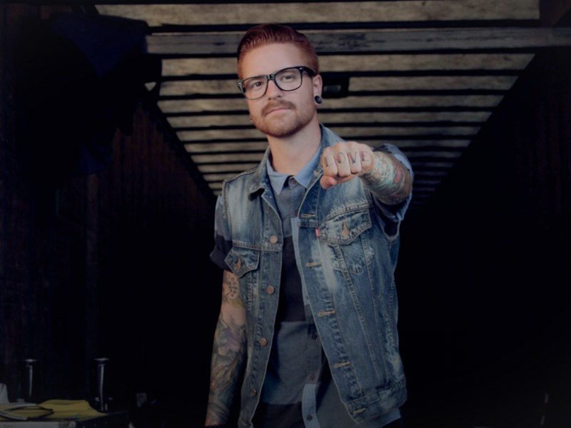 "Matty Mullins Releases Music Video For ""99% Soul"""