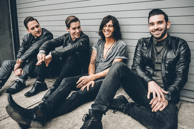 Sleeping With Sirens Bassist Will Miss Upcoming Tour