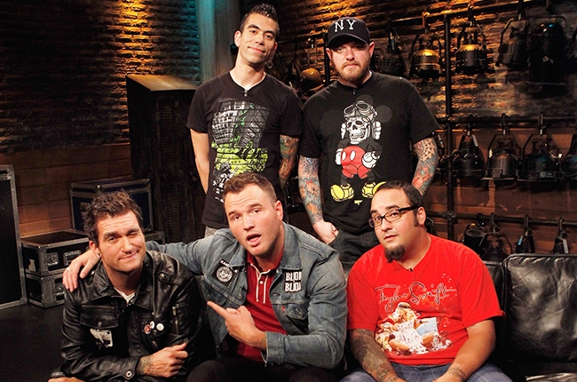 New Found Glory Stream New Song