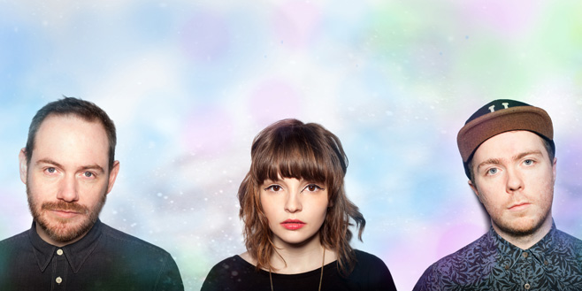 "Chvrches release new version of ""Bury It"" featuring Hayley Williams"