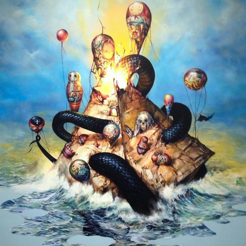 "Circa Survive Announce New Album ""Descensus"""