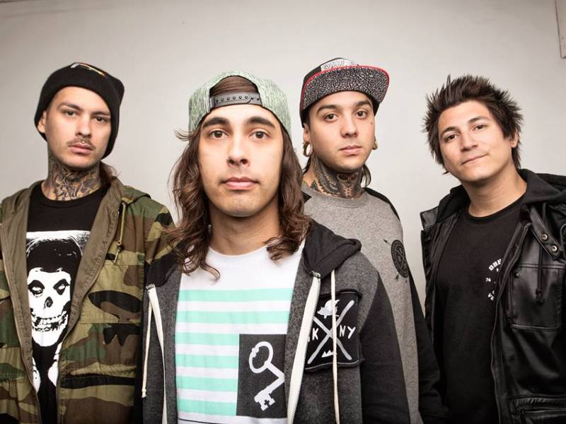 "Pierce The Veil release ""Dive In"" music video"