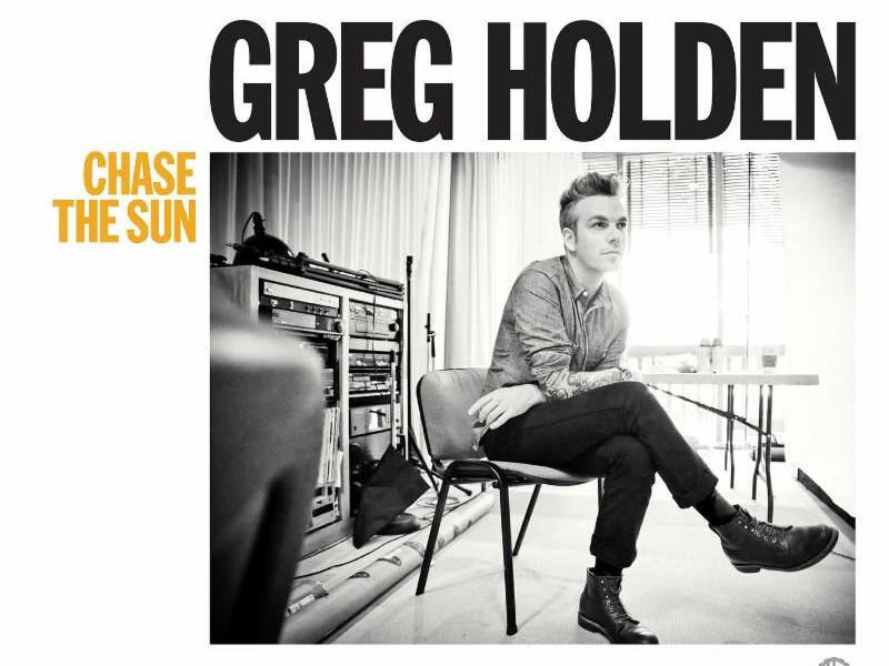 Greg Holden to release debut album 'Chase The Sun' in April