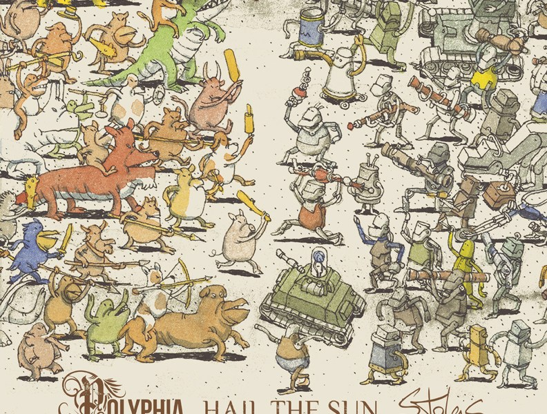 Dance Gavin Dance announce new headlining tour