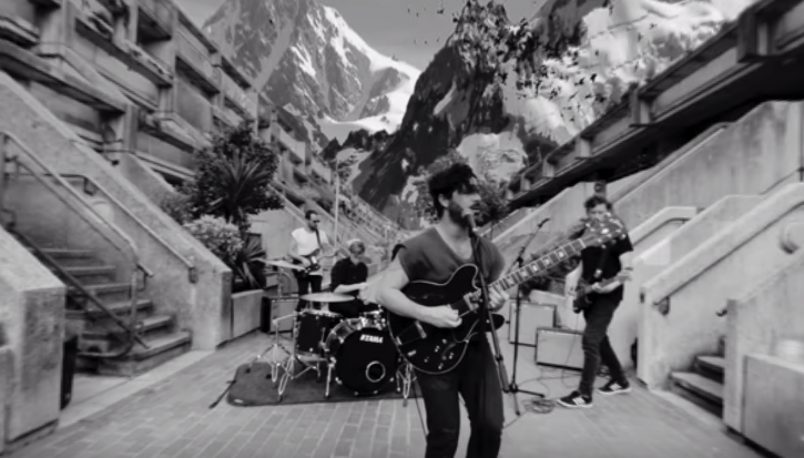 "Foals release new video for ""Mountain At My Gates"""